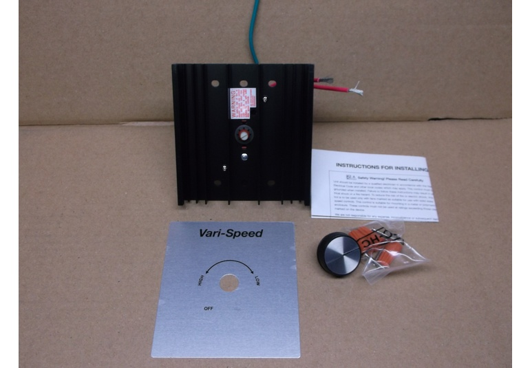 Surplus city liquidators for Solid state motor speed control