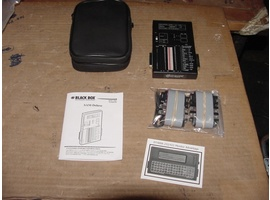 BLACK BOX SWI066A-R2 TONE OPERATED POWER SWITCH TOPS MASTER AND REMOTE UNIT