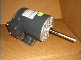 1/2HP CONDENSER FAN MOTOR 208-230/460/50-60/3 RPM:1140/1-SPEED