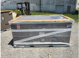 4 TON 2 STAGE CONVERTIBLE NATURAL GAS/ELECTRIC PACKAGED UNIT, 15 SEER 81%  460/60/3 R-410A