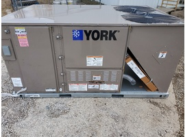 York HVAC Preditor Series packaged unit