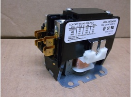 SQUARE D 8910DP21V02Y248Y256 1 POLE 25 AMP CONTACTOR WITH SHUNT COIL:120VAC