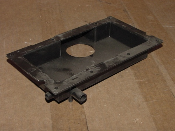 plastic condensate drain pan surplus city liquidators 4265