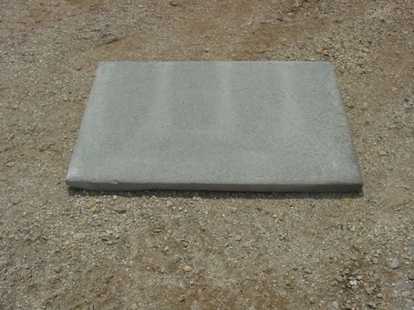 Surplus city liquidators for Air conditioner pad concrete